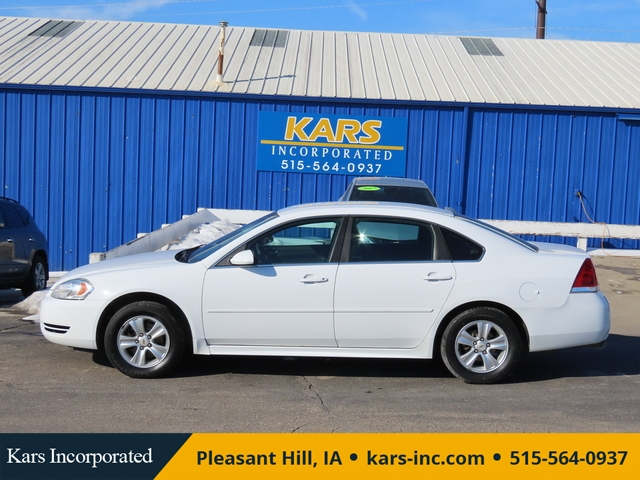 2013 Chevrolet Impala LS  - D40413  - Kars Incorporated
