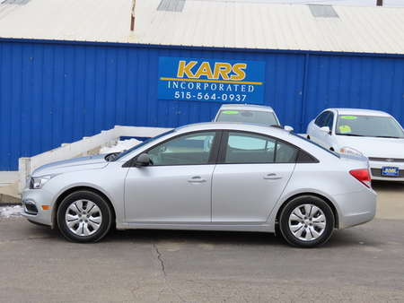2015 Chevrolet Cruze LS for Sale  - F04728P  - Kars Incorporated
