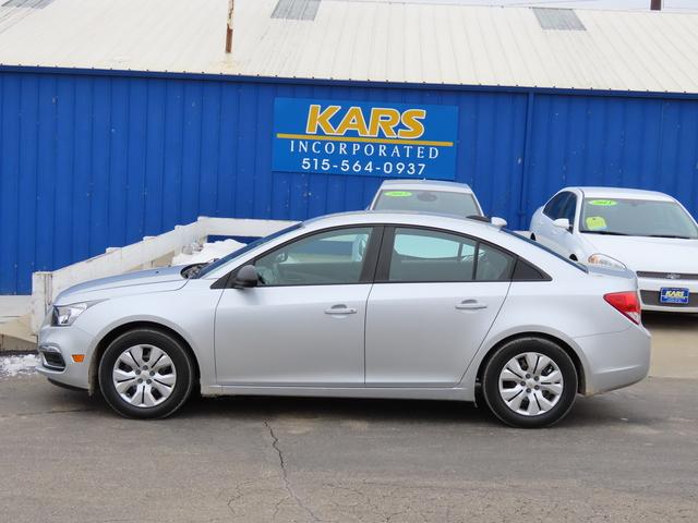 2015 Chevrolet Cruze LS  - F04728P  - Kars Incorporated