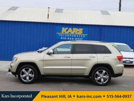 2011 Jeep Grand Cherokee Overland 4WD for Sale  - B83697  - Kars Incorporated