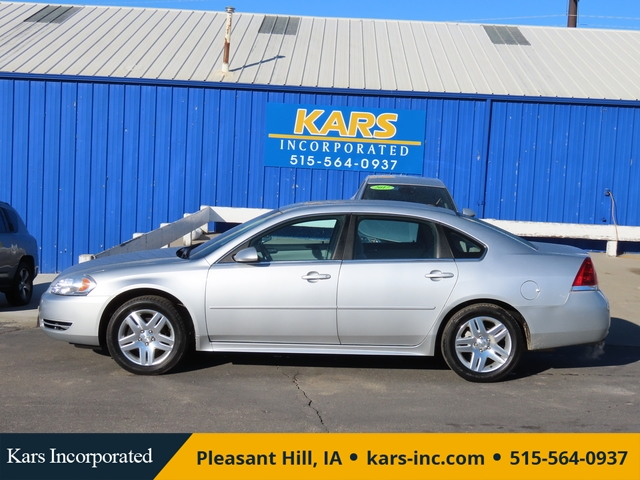 2012 Chevrolet Impala LT  - C64385  - Kars Incorporated
