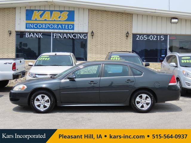2013 Chevrolet Impala LS  - D41210D  - Kars Incorporated