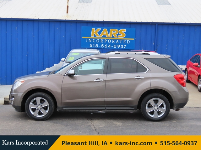 2012 Chevrolet Equinox LTZ AWD  - C28138  - Kars Incorporated