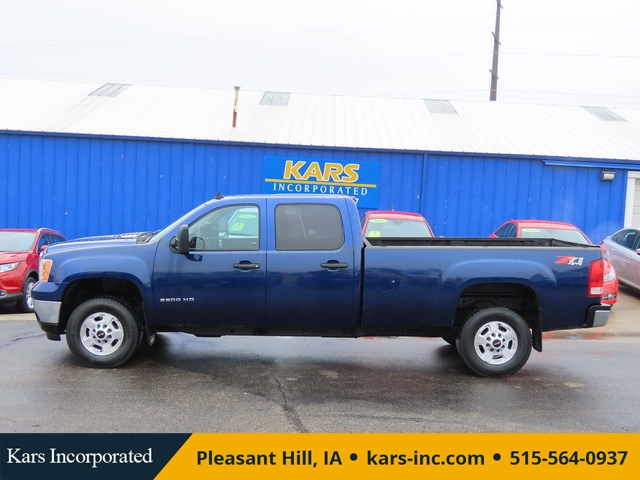 2014 GMC Sierra 2500HD 2500 SLE 4WD Crew Cab  - E55366  - Kars Incorporated