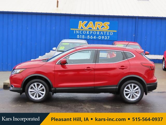 2018 Nissan Rogue Sport S AWD  - J81046  - Kars Incorporated