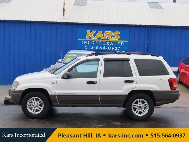 2004 Jeep Grand Cherokee Laredo 4WD  - 451824  - Kars Incorporated