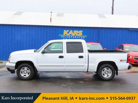 2006 Chevrolet Silverado 1500 LT1 4WD Crew Cab for Sale  - 683627  - Kars Incorporated