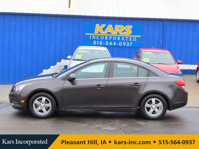2014 Chevrolet Cruze LT  - E06913  - Kars Incorporated