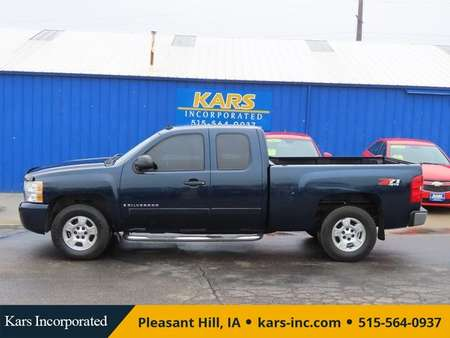 2007 Chevrolet Silverado 1500 LT w/1LT 4WD Extended Cab for Sale  - 709102  - Kars Incorporated