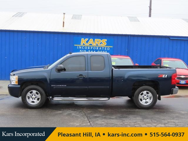 2007 Chevrolet Silverado 1500 LT w/1LT 4WD Extended Cab  - 709102  - Kars Incorporated
