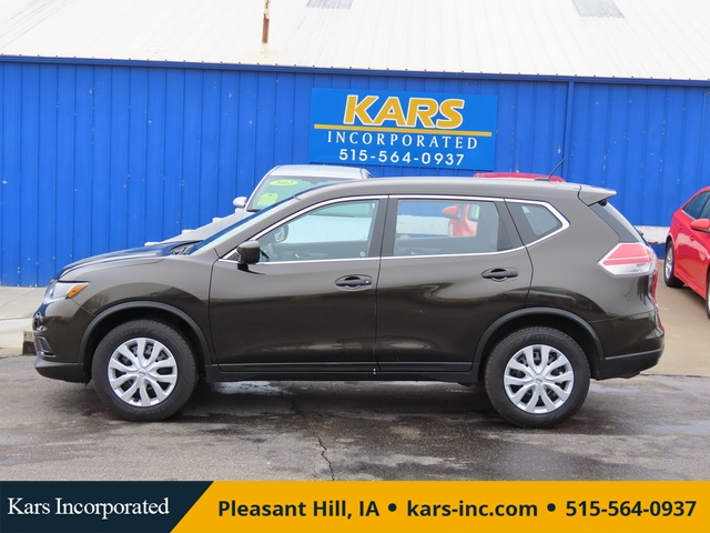 2016 Nissan Rogue  - G83986P  - Kars Incorporated