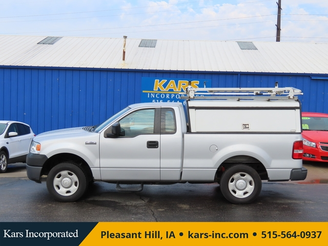 2007 Ford F-150 XL 2WD Regular Cab  - 771999  - Kars Incorporated