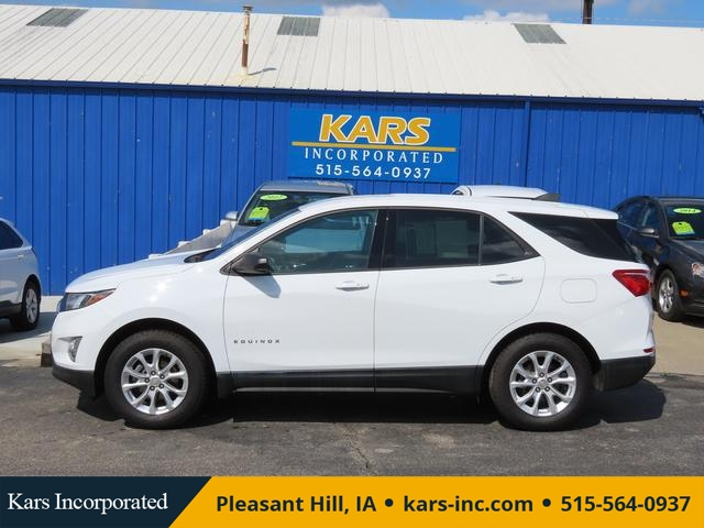 2018 Chevrolet Equinox  - Kars Incorporated