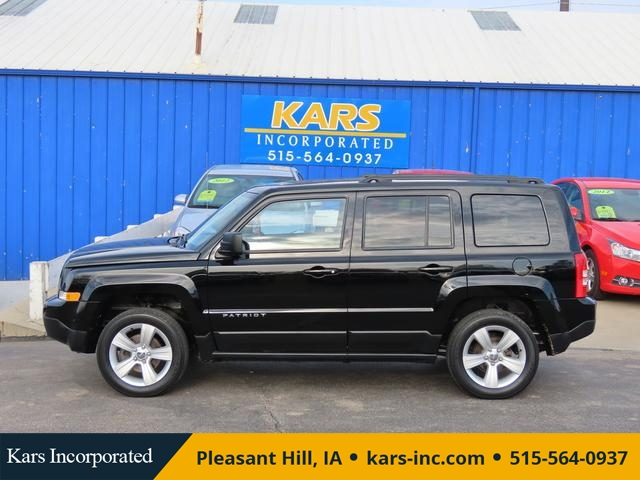 2013 Jeep Patriot Latitude 4WD  - D08788  - Kars Incorporated
