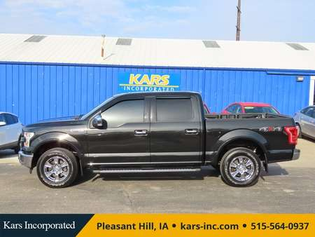2015 Ford F-150 Lariat 4WD SuperCrew for Sale  - F25054  - Kars Incorporated