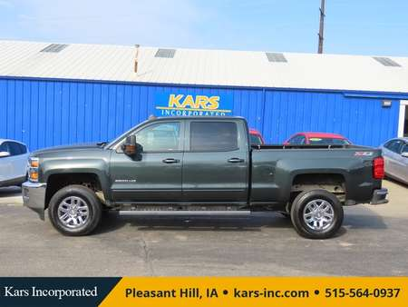 2017 Chevrolet Silverado 2500HD LT 4WD Crew Cab for Sale  - H24864  - Kars Incorporated