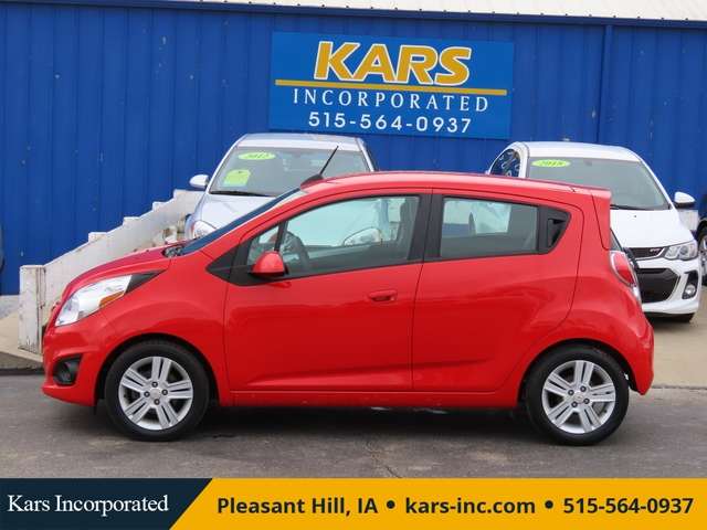 2015 Chevrolet Spark 1LT  - F34814  - Kars Incorporated