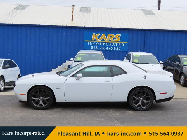 2018 Dodge Challenger R/T PLUS  - J15083  - Kars Incorporated