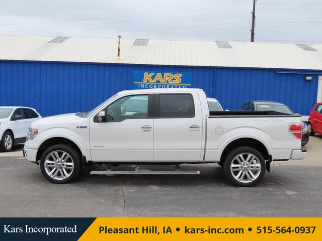 2013 Ford F-150 Limited 4WD  - D12369  - Kars Incorporated