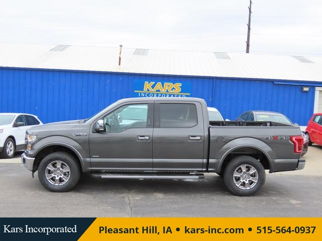 2017 Ford F-150 XLT 4WD  - H38576  - Kars Incorporated