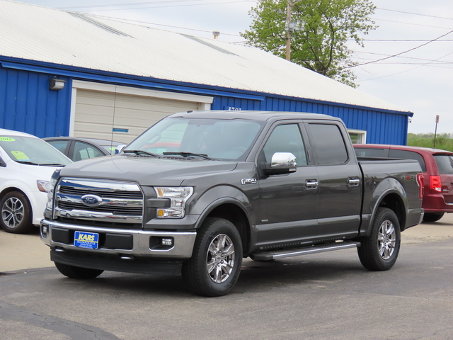 2017 Ford F-150  - Kars Incorporated