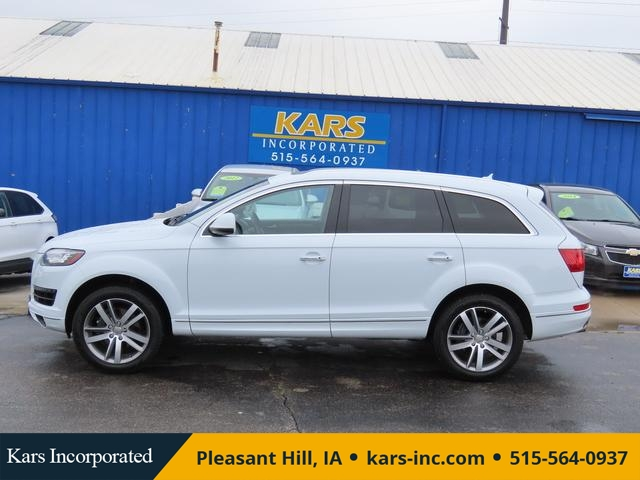 2014 Audi Q7 PREMIUM PLUS  - E14100  - Kars Incorporated