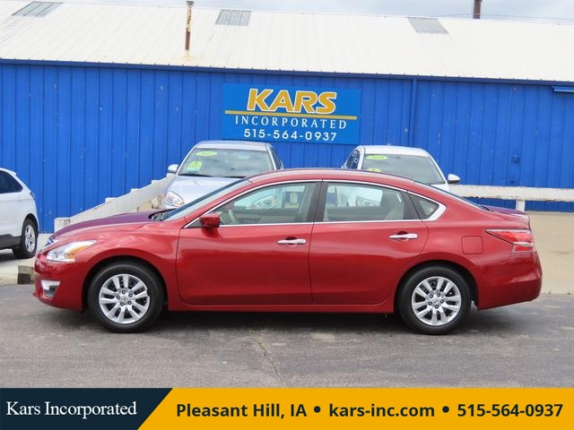 2015 Nissan Altima 2.5  - F68696  - Kars Incorporated