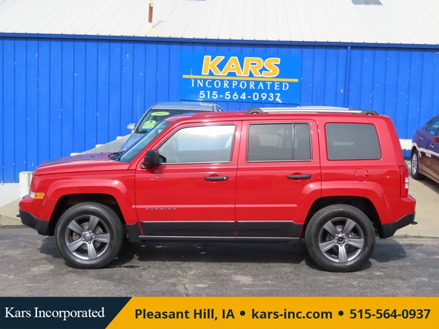 2016 Jeep Patriot  - Kars Incorporated