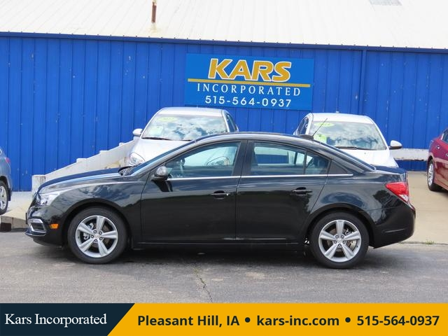 2015 Chevrolet Cruze LT  - F26270  - Kars Incorporated