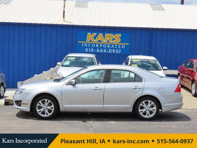2012 Ford Fusion SE  - C19559D  - Kars Incorporated