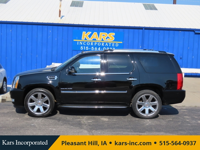 2011 Cadillac Escalade LUXURY AWD  - B65013  - Kars Incorporated