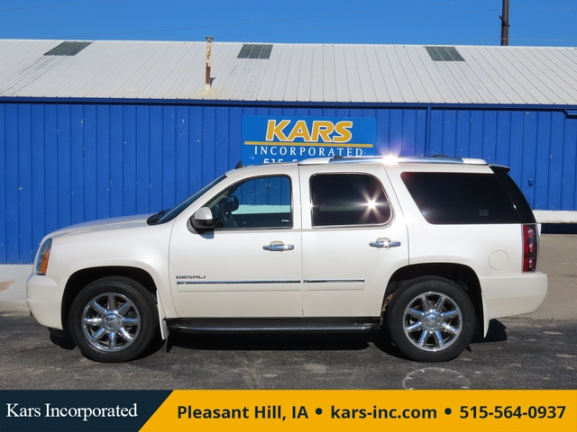 2013 GMC Yukon DENALI AWD  - D41703  - Kars Incorporated