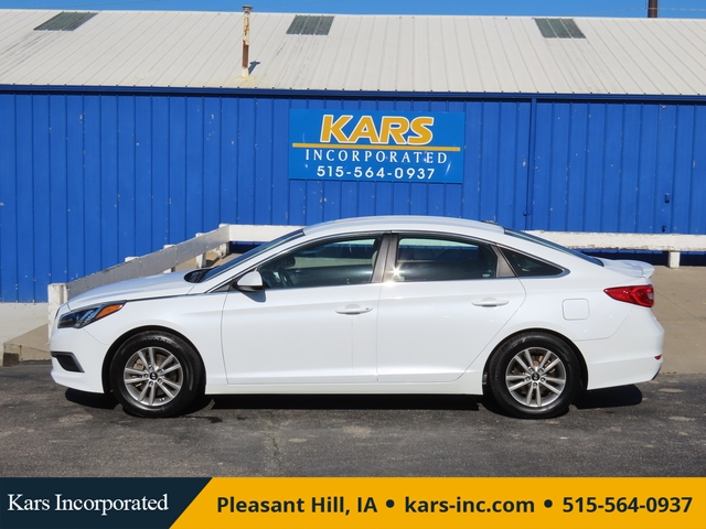 2017 Hyundai Sonata ECO  - H44180  - Kars Incorporated