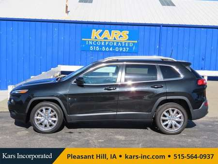 2016 Jeep Cherokee LIMITED for Sale  - G56928  - Kars Incorporated
