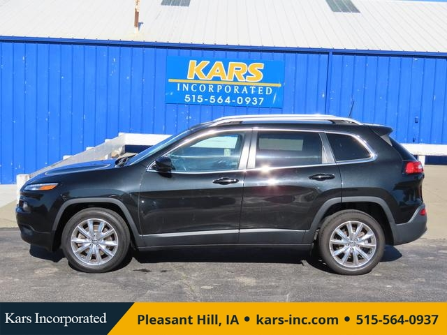 2016 Jeep Cherokee LIMITED  - G56928  - Kars Incorporated