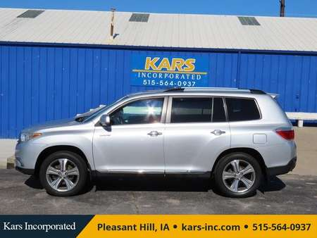 2011 Toyota Highlander LIMITED 4WD for Sale  - B55570  - Kars Incorporated