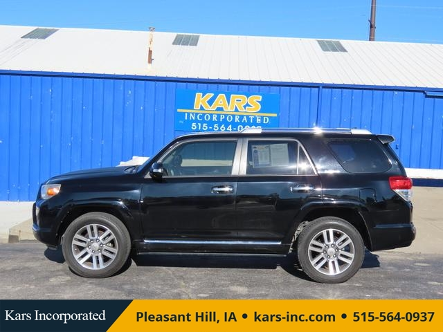 2012 Toyota 4Runner SR5 4WD  - C06882  - Kars Incorporated