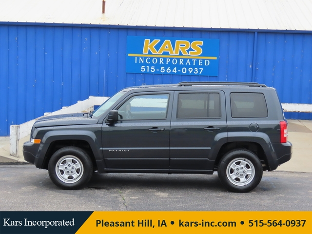 2014 Jeep Patriot SPORT 4WD  - E35558  - Kars Incorporated