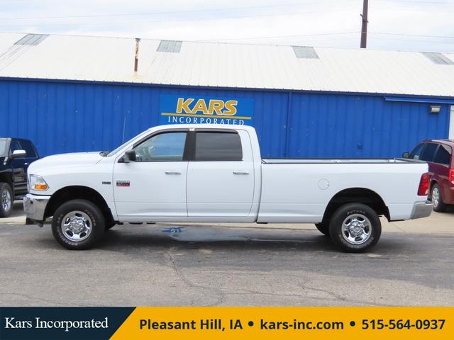 2012 Ram 2500 SLT 4WD Crew Cab  - C22189P  - Kars Incorporated