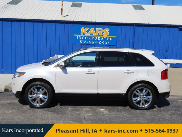 2012 Ford Edge LIMITED AWD  - C10638P  - Kars Incorporated
