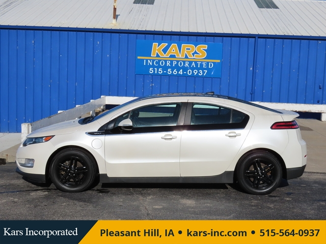 2012 Chevrolet Volt  - C13333P  - Kars Incorporated