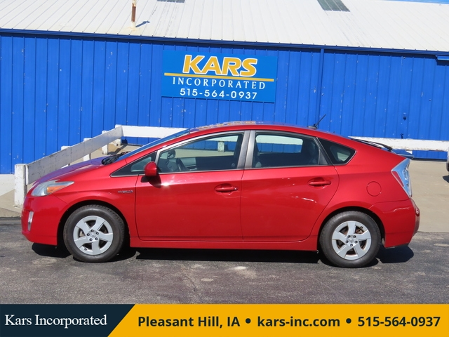 2011 Toyota Prius  - B62493P  - Kars Incorporated