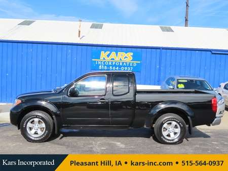 2012 Nissan Frontier SV 4WD for Sale  - C19754  - Kars Incorporated
