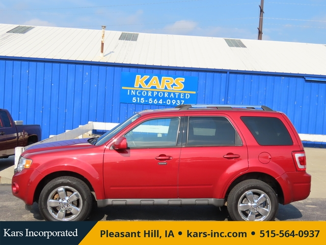 2009 Ford Escape LIMITED 4WD  - 902589A  - Kars Incorporated