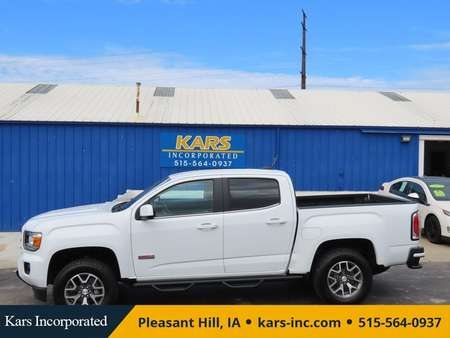 2018 GMC Canyon SLT 4WD Crew Cab for Sale  - J95434P  - Kars Incorporated