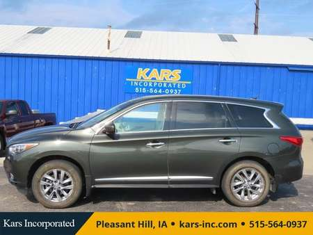 2013 Infiniti JX AWD for Sale  - D50039  - Kars Incorporated