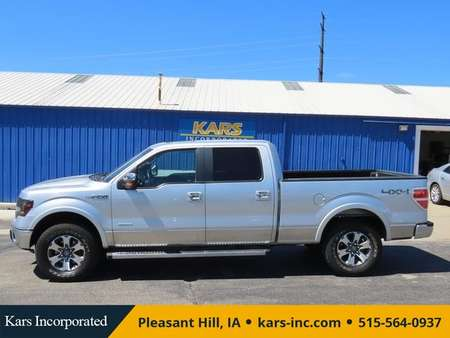 2012 Ford F-150 SUPERCREW 4WD for Sale  - C13923  - Kars Incorporated