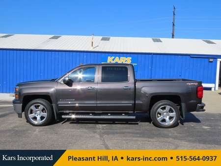 2014 Chevrolet Silverado 1500 LTZ 4WD Crew Cab for Sale  - E62004  - Kars Incorporated
