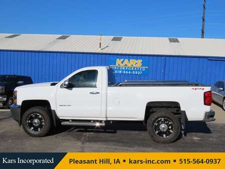 2015 Chevrolet Silverado 2500HD HEAVY DUTY 4WD Regular Cab for Sale  - F26710  - Kars Incorporated