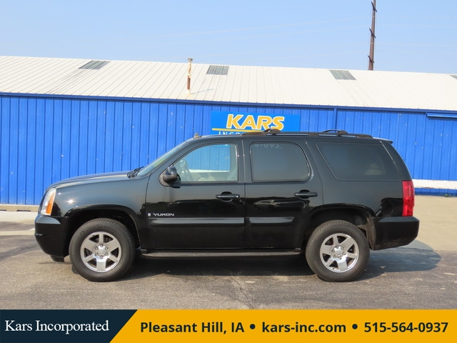 2007 GMC Yukon SLE 4WD  - 790860  - Kars Incorporated